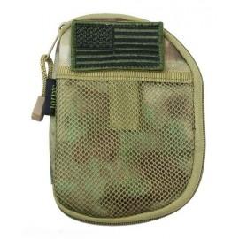 Tactical Wallet/ Organizer A-TACS FG
