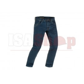 Blue Denim Tactical Jeans
