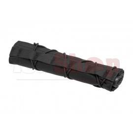 22cm Suppressor Cover Black