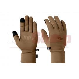 PL 100 Sensor Gloves Coyote