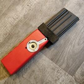A&K/CA/G&P SR25 Mag Adapter for Odin Innovations M12 Sidewinder Speed Loader