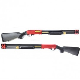CAM870 Shell Ejecting Co2 Shotgun (Red)