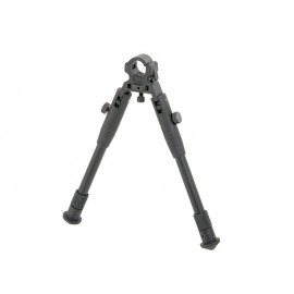 Bipod With Barrel Mount Black