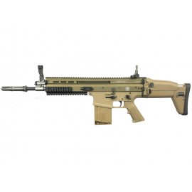 FN Herstal Scar-H Gas Blowback Rifle Tan