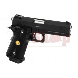 Hi-Capa 4.3 OPS Full Metal GBB Black