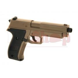 P226 AEP Tan