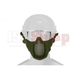 Mk.II Steel Half Face Mask FAST Version OD