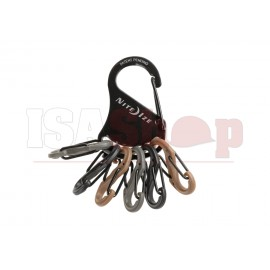 S-Biner Key Rack Military