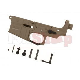 LVOA Lower Receiver Assembly Dark Earth
