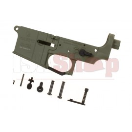 LVOA Lower Receiver Assembly Foliage Green