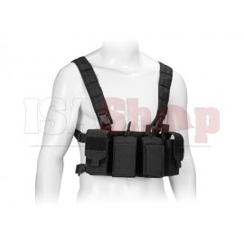 Pathfinder Chest Rig Black