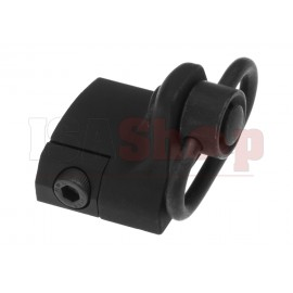 Hand Stop with QD Sling Swivel Black