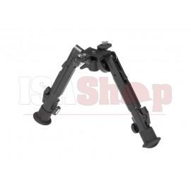M-LOK Folding Bipod Short Black