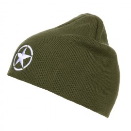 Beanie WWII Allied Star OD