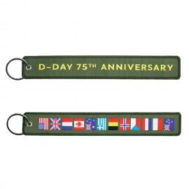 D-Day Keychain 75th Anniversary OD