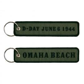D-Day Omaha Beach Keychain OD
