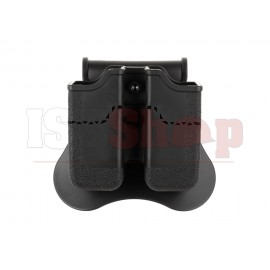 Double Mag Pouch for Px4 / P30 / USP / USP Compact Black