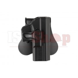 Paddle Holster for G19 / ICS BLE-XAE Black