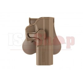 Paddle Holster for G17 / KWA ATP / APS ACP Dark Earth