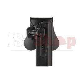 Paddle Holster for WE / KJW / TM Hi-Capa Black