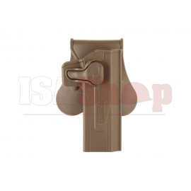 Paddle Holster for WE / KJW / TM Hi-Capa Dark Earth