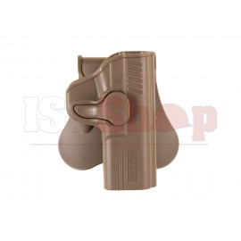 Paddle Holster for WE / VFC M&P9 Dark Earth