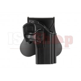 Paddle Holster for CZ 75D Compact Black