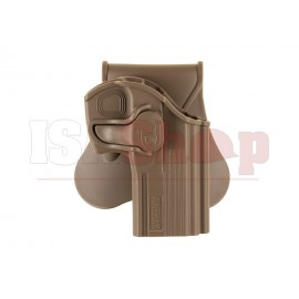 Paddle Holster for CZ 75D Compact Dark Earth
