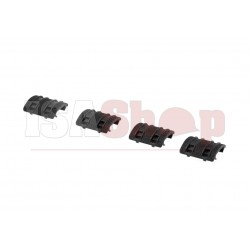 XTM Enhanced Rail Panels Black