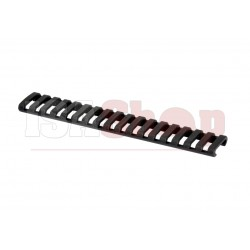 Ladder Rail Protector Black