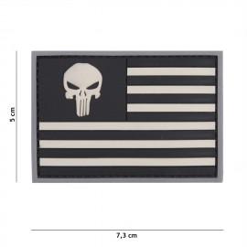 Punisher Flag SWAT