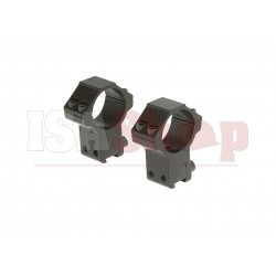 30mm Airgun Mount Ring High