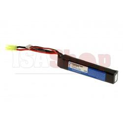 LiPo 11.1V 1100mAh 15C Stock Tube Type