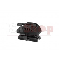 HL1-A FAST Helmet Light Mount Black