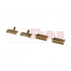 FAST Mount Rail Set Tan