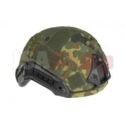 FAST Helmet Cover Flecktarn