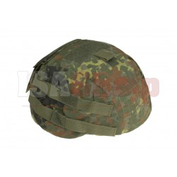 Raptor Helmet Cover Flecktarn