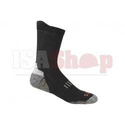 Year Round Crew Sock Black
