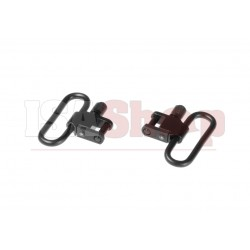 Sling Swivel Set Lok-Down 1.25 Inch