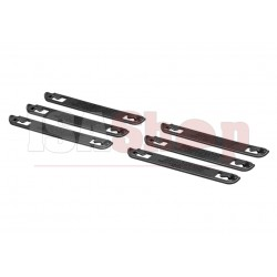 5 Inch Speed Clips 6pcs Black
