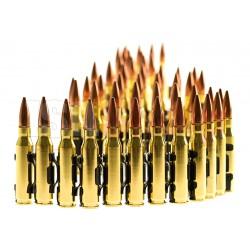 7.62 NATO Dummy Cartridge Belt 50rds