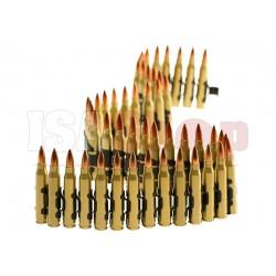 5.56 NATO Dummy Cartridge Belt 50rds