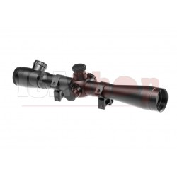 3.5-10x40E-SF Sniper Rifle Scope Black