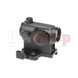 T1 QD Red Dot Black