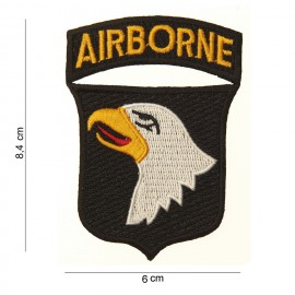 "101 Airborne ""Screaming Eagles"" Patch"