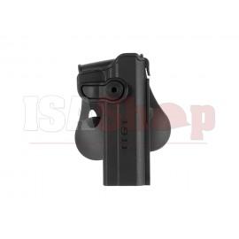 Roto Paddle Holster M1911 Black