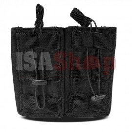 Molle Mag Pouch Open Black
