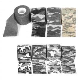 Stretch Bandage MARPAT Woodland
