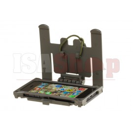 iPhone 5 Admin Panel Foliage Green