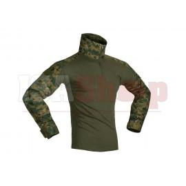 Combat Shirt MARPAT Woodland